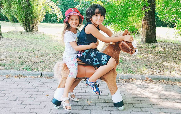 Pony Cycle | Ride On Pony Toy | Horse Scooter For Kids