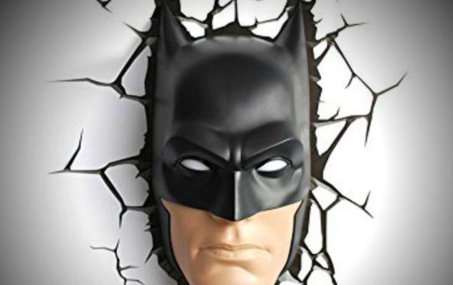 3d batman mask wall light mozeypictures Images