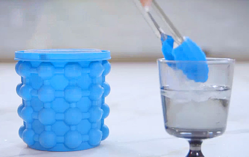 Ice Genie | Improved Ice Cube Trays