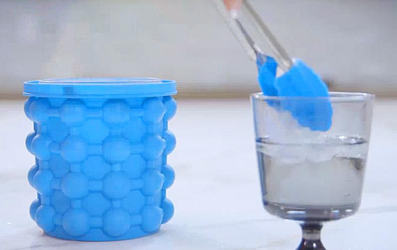 Ice Genie   Improved Ice Cube Trays