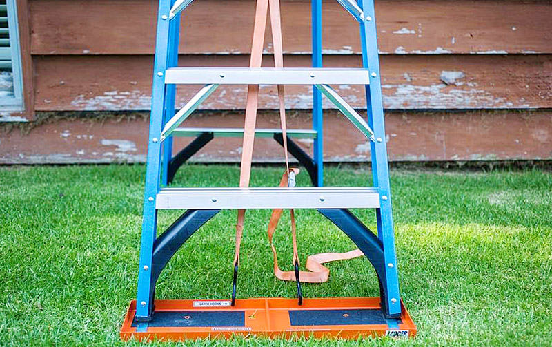 Ladder Lockdown | The Ladder Feet Safety Device