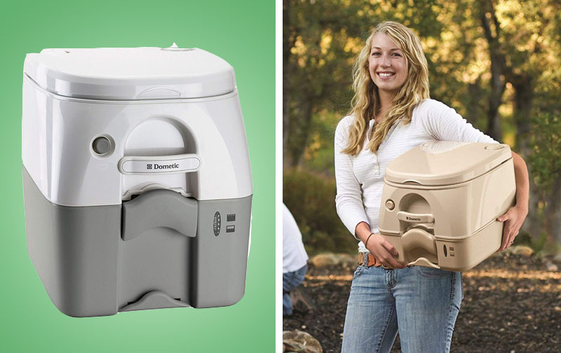Dometic RV Toilet | Portable Campervan Toilet