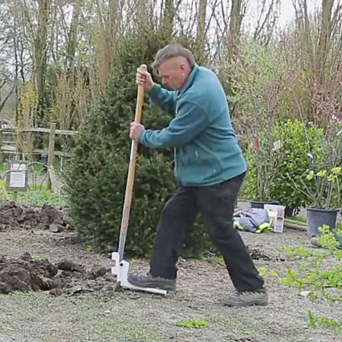 kikka dogga is perfect digging attachment