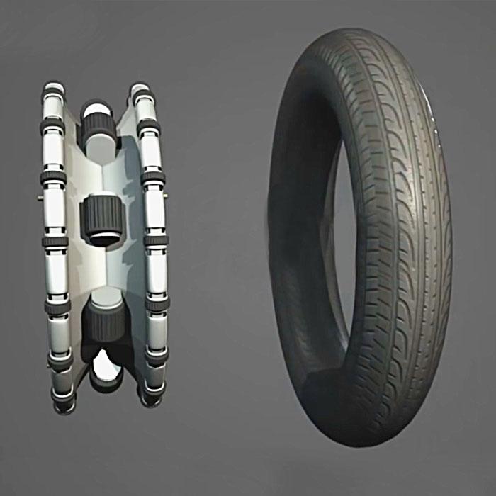 Liddiard Wheels