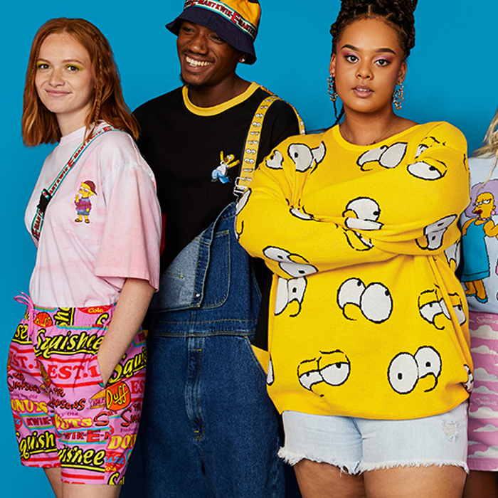 Awesome The Simpsons fashion