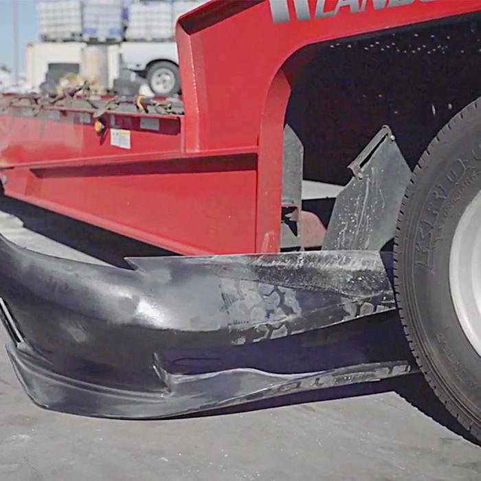 Vicrez   This Unbreakable Car Bumper Is Dent-Proof