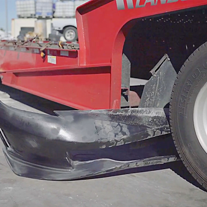 Vicrez | This Unbreakable Car Bumper Is Dent-Proof