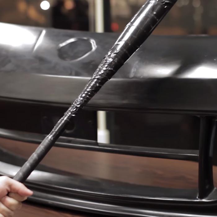 Vicrez | This Unbreakable Car Bumper Is Dent-Proof
