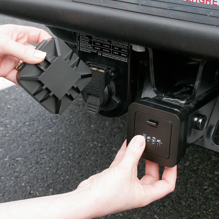 This Hitch Safe Key Vault will store your spare keys