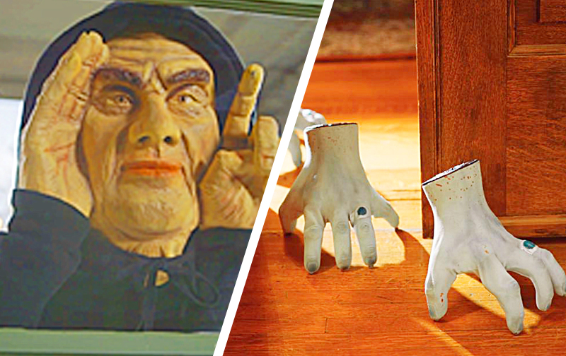 7 Most Favorite Animated Halloween Props