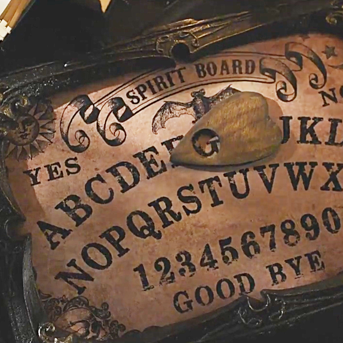 Animated Ouija Board