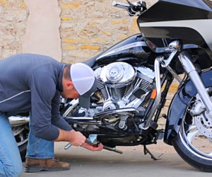 Best Motorcycle Tie Downs For Trailer