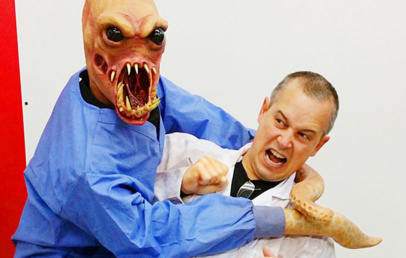 Best Scary and Creative Halloween Costumes (Ultra Realistic)