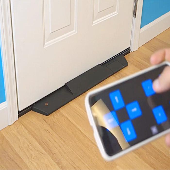 Best Floor Mounted High Security Door Locks   Haven WiFi ...