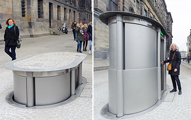 Pop-up Toilets aren't as Bad as You Think