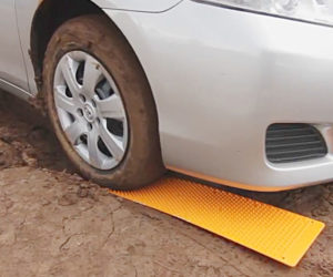 Tire Traction Mats For Trucks