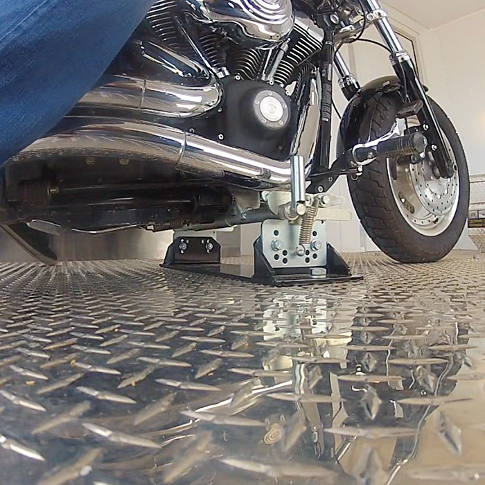 best motorcycle tie down system