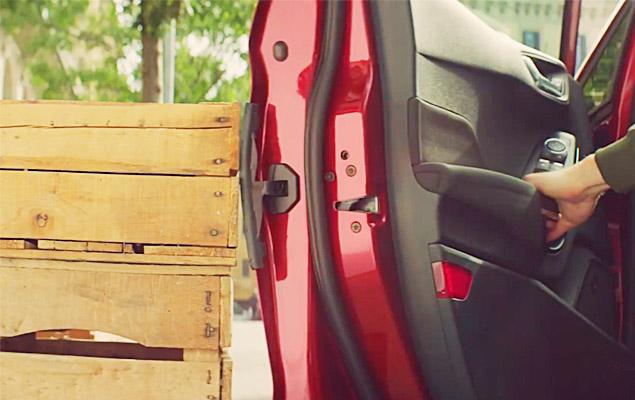 Door Edge Protector Strips | Ford Focus