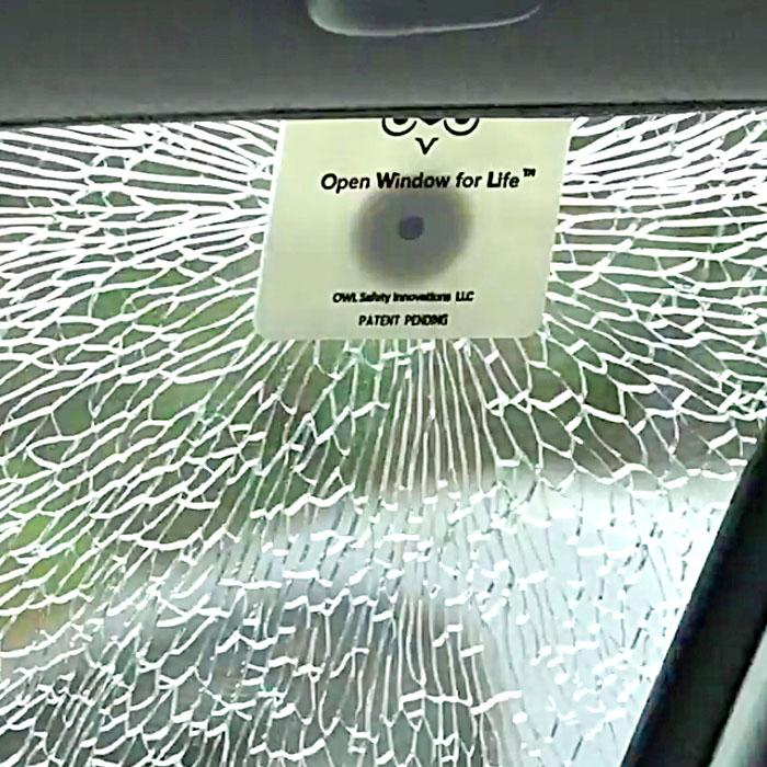 tool to break car window glass