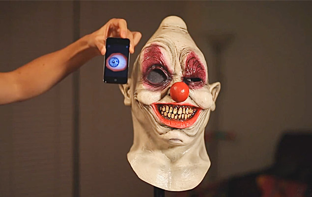 Animated Halloween Masks From Morph Costumes