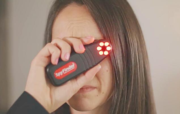 Hidden Camera Detector   SpyFinder