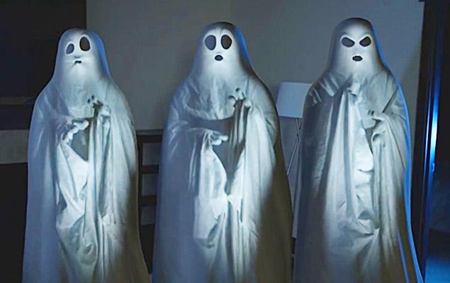 Scary Digital Halloween Decorations