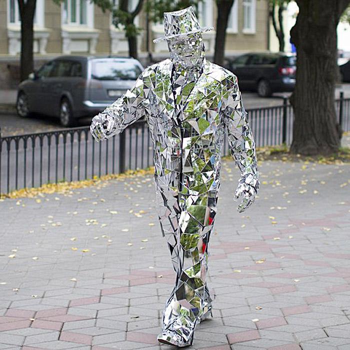 Ultimate Mirror Work Suit