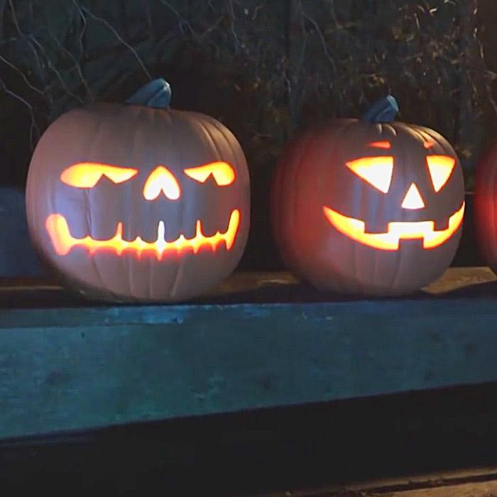 atmosfx halloween pumpkin