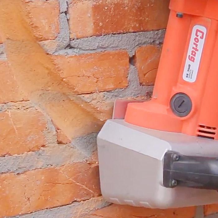 wall chaser machine