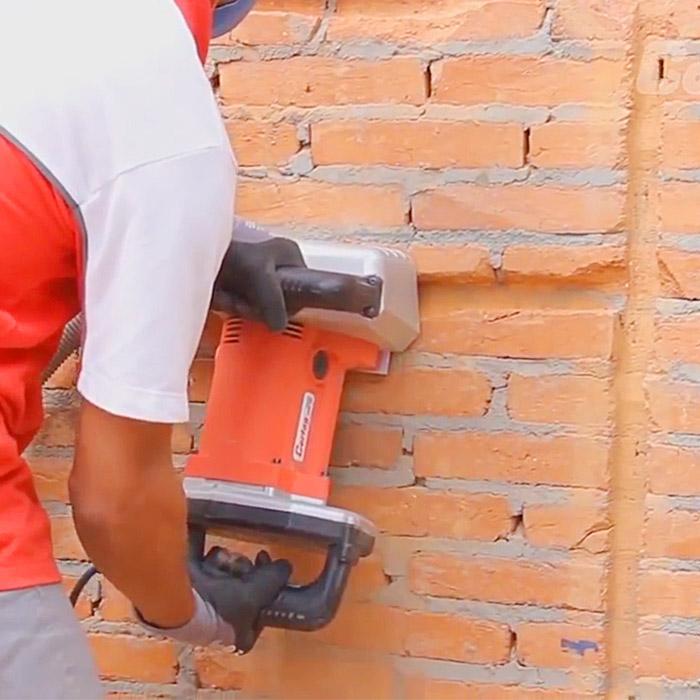 wall cutting machine
