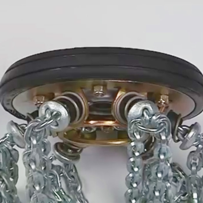 Automatic Snow Chains, Traction Device