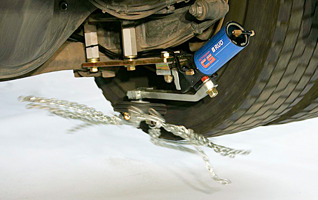 Automatic Tire Chains | RUD Rotogrip