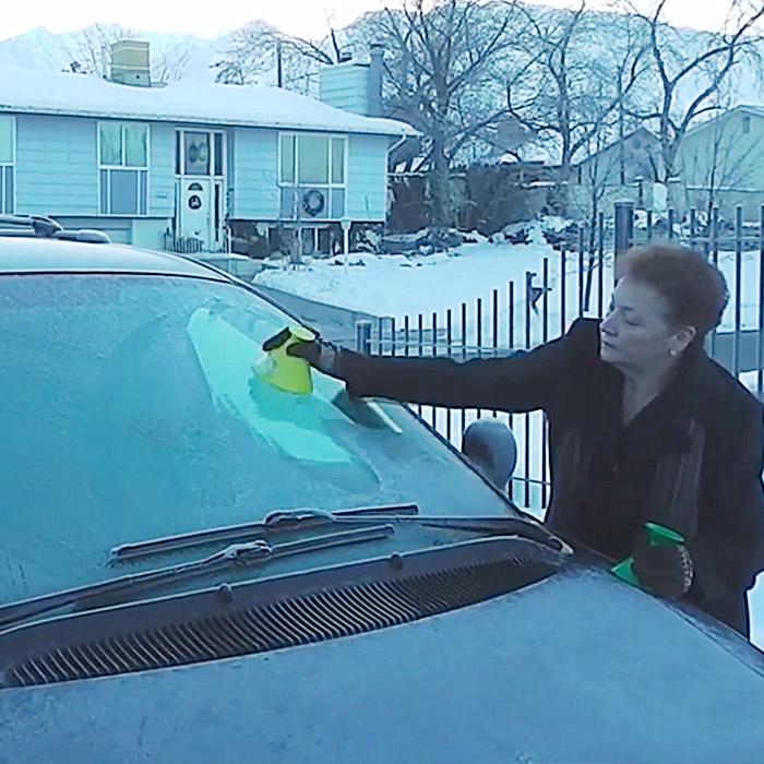 Car Ice Scraper