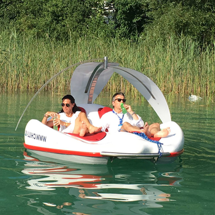 Chilli Island Small Electric Boats For Lakes