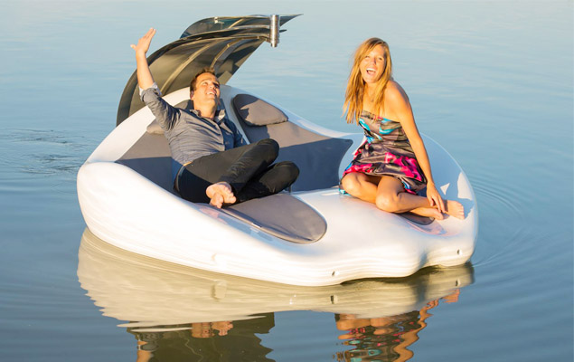 Chilli Island Small Electric Boats For Lakes2