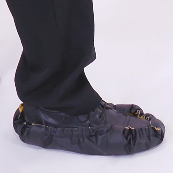 Hands Free Shoe Covers