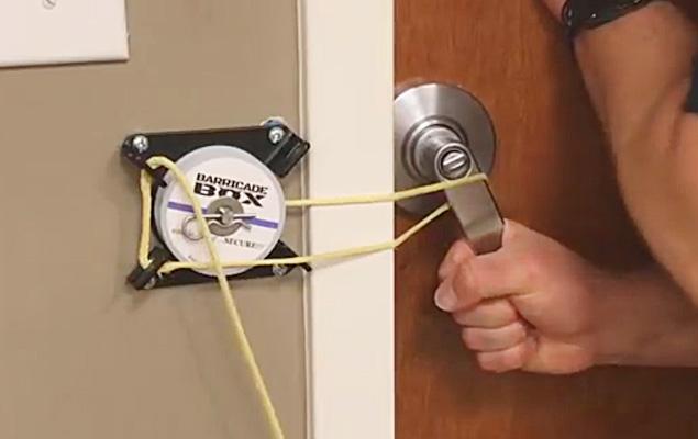 School Door Barricade Device Barricade Box Thesuperboo