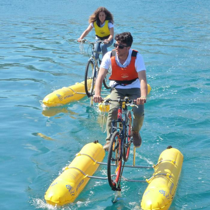 Shuttle Bike Kit