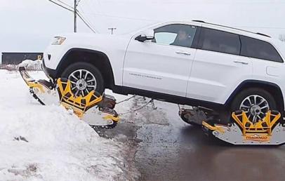 Snow Tracks For Trucks