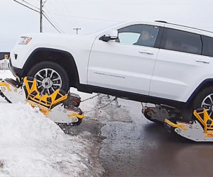 Snow Tracks For Trucks | Track N Go