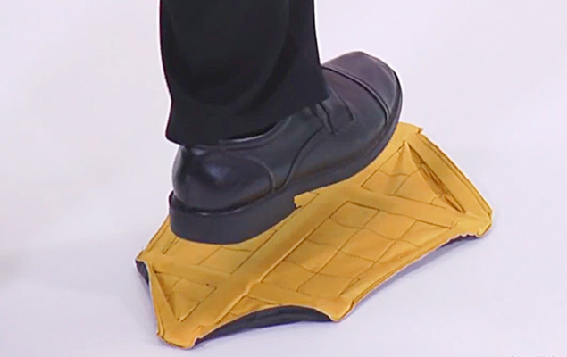 Step In Sock | Hands Free Shoe Covers