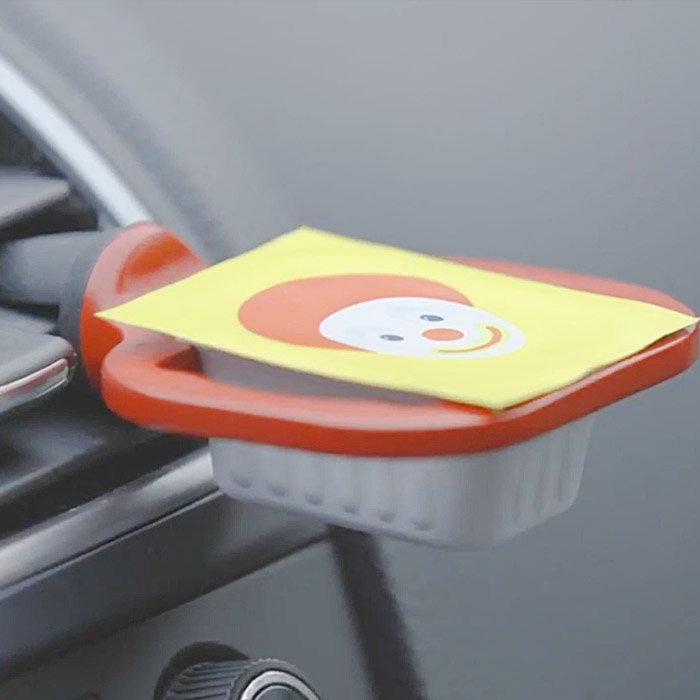 sauce holder for car