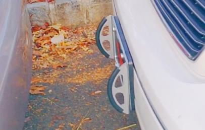 4Bumpers | License Plate Bumper Guard