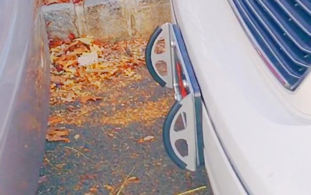 4Bumpers   License Plate Bumper Guard
