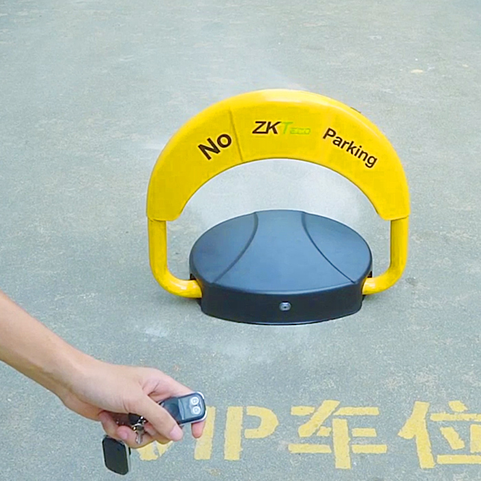 ZKTeco Solid Steel Remote Control Parking Lock