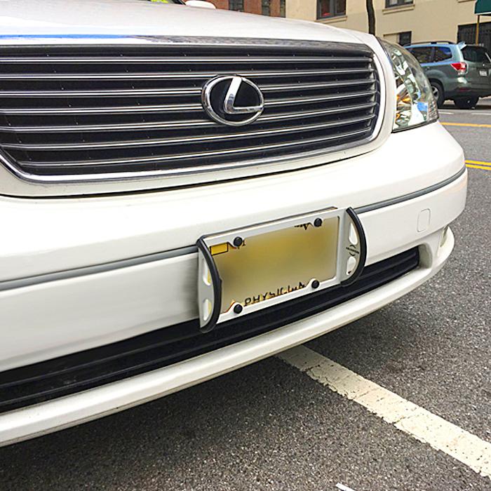 car bumper guard