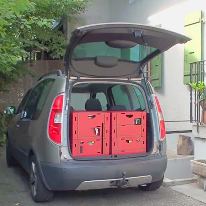 Camper Van Conversion Kit