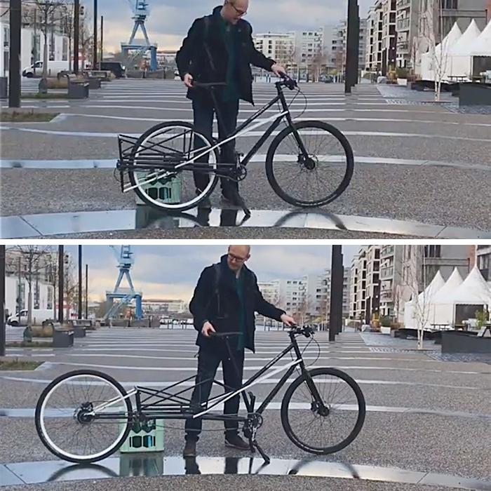 Convercycle Bike - 2in1 multi City Bike