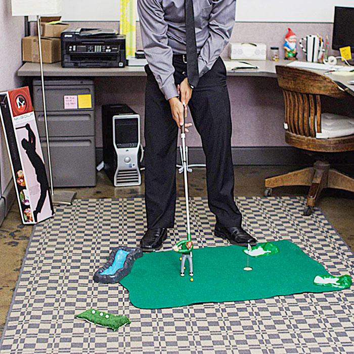 Indoor Golf Game