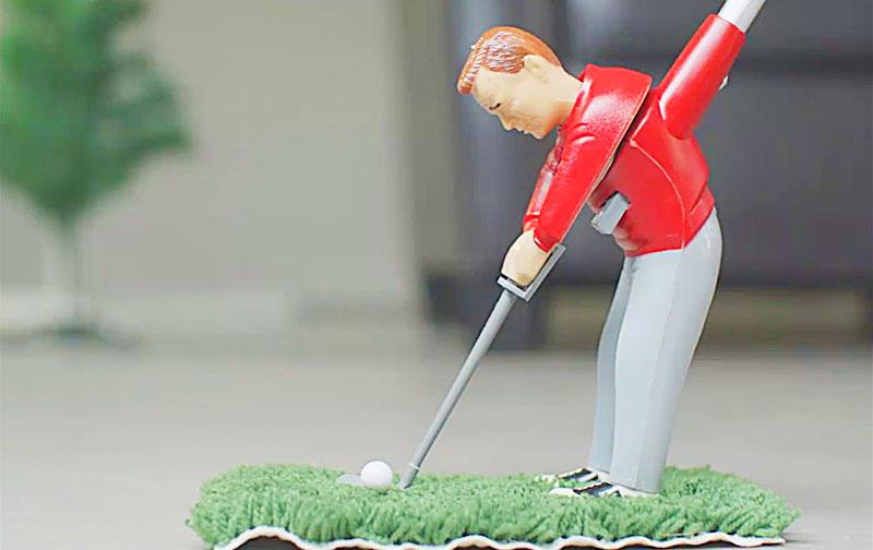 Indoor Mini Golf Game   Play Indoor Miniature Golf in Your Living Room